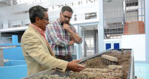Se reúne Manuel Pozo con experto en obra pluvial e hidrología