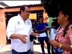 """Guillermo Vega llama """"pueblo jodido"""" a ciudadanos de San Juan del Río"""