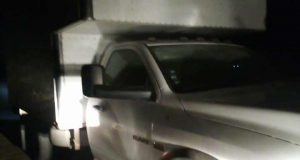 "Aseguran camioneta que transportaba ""huachicol"" en Corregidora"