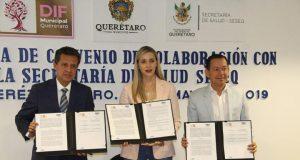 DIF Municipal de Querétaro apoyará con parte del costo del material de cirugía o de hemodiálisis a pacientes