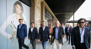 Francisco Domínguez inauguró Premium Outlets en Corregidora