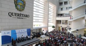 Contraen matrimonio 662 parejas de manera colectiva en el municipio de Querétaro