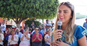 Tania Palacios Kuri celebra a mamás por el 10 de mayo en el Garambullo
