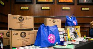Anuncia Francisco Domínguez apoyos para 950 mil alumnos de educación básica en Querétaro