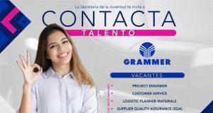 Sejuve y SNE realizarán con Grammer reclutamiento masivo en Querétaro este 6 de junio