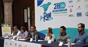 El parque Bicentenario será la sede de la primera carrera canina del municipio de Querétaro, denominada P-RUN, será el 28 de julio