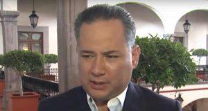 Francisco Domínguez y Mauricio Kuri, sin implicación en caso Caja Libertad; asevera Santiago Nieto