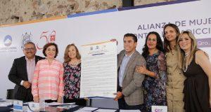 Con educación, deporte y cultura podemos prevenir: Roberto Sosa