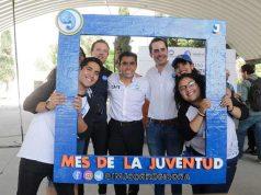 Conmemoran Día Internacional de la Juventud en Corregidora