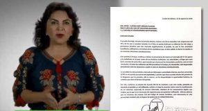 Ivonne Ortega renunció al PRI, señaló que el partido tiene solo una ruta, la extinción