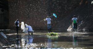Invitan a ciudadanos a participar en limpieza del Río Querétaro