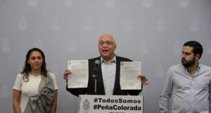 Peña Colorada es prioridad para la LIX legislatura, piden no politizar el tema