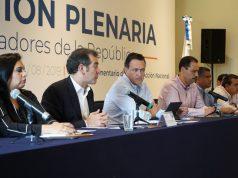 Senadores del PAN alistan su agenda legislativa en reunión plenaria en Querétaro