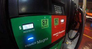 Nuevo gasolinaso, incrmementan el IEPS para Magna y Diésel